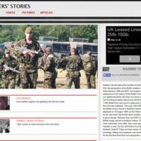 Soldiers' Stories (<em>website details</em>)