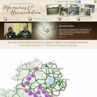 Border Roads to Memories and Reconciliation (<em>website details</em>)