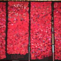 'Peace Quilt - Common Loss'<span>(</span><em>photograph of textile</em><span>)</span>
